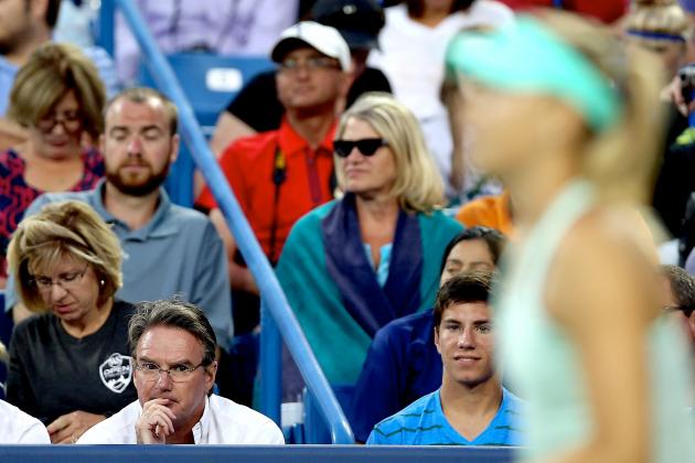 Maria Sharapova-Jimmy Connors Pairing Quickly Goes Way of Hollywood Marriage