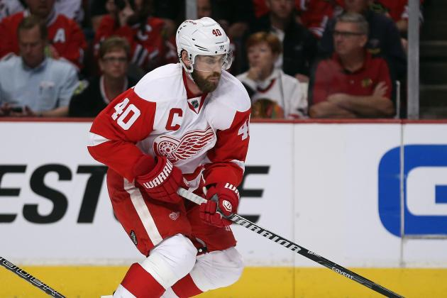 Zetterberg, Hedman Criticize Russian Anti-Gay Laws
