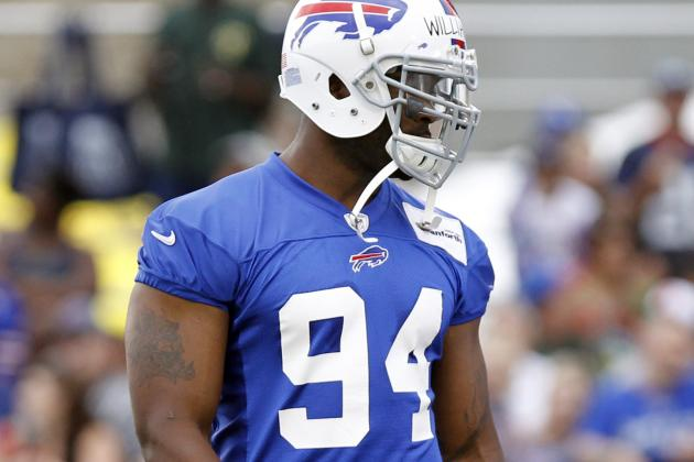 Mario Williams Among Players Sitting Tonight vs. MIN
