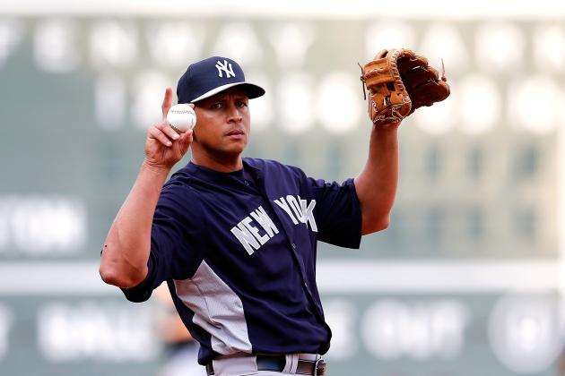 Live Updates, Analysis and Reaction of A-Rod's Return to Fenway Park