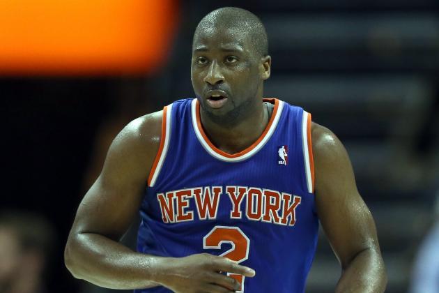Felton Says Paul Pierce 'Talking All This Junk' Will Boost Knicks-Nets Rivalry