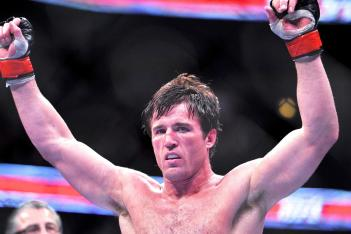Dana White Believes Chael Sonnen Is Still Top Middleweight Contender