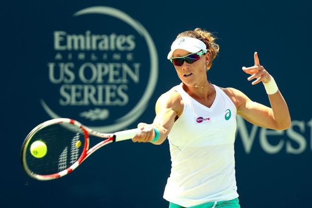 Stosur and Taylor Part Ways