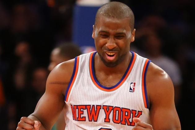 Felton: Knicks Finishing Fifth? 'Come on