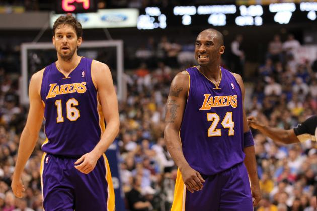 Ideal Targets to Pair with Kobe Bryant, Pau Gasol for Lakers in 2014 Offseason