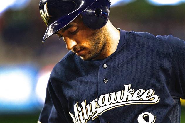 Ryan Braun Releases Statement Admitting PED Use