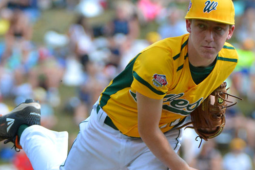 California Pitcher Grant Holman Throws No-Hitter in Little League World Series