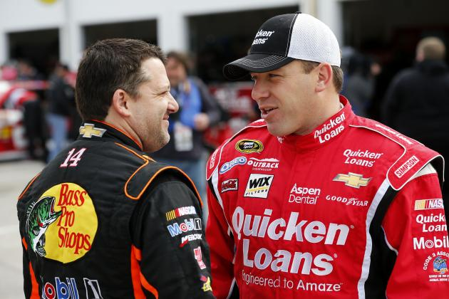 Complete Preview of NASCAR Sprint Cup Series at Michigan