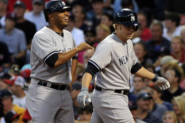 Mark Reynolds Homers in Debut, Alfonso Soriano Stays Red Hot as Yankeeswin