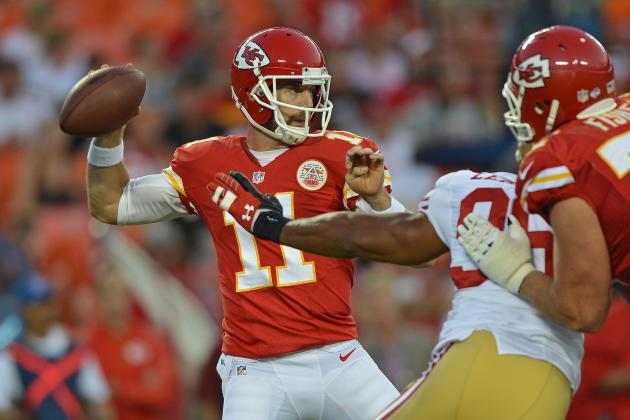 Chiefs Fall Late to 49ers in Preseason Home Opener