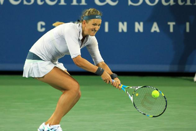 Azarenka Defeats Wozniacki to Advance to W&S Open Semis