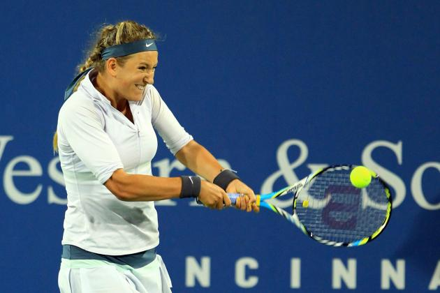 Azarenka Defeats Wozniacki for Semifinal Berth