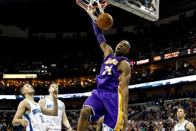 Kobe Bryant vs. Julius Erving: 5 Days of Black Mamba Birthday Comparisons