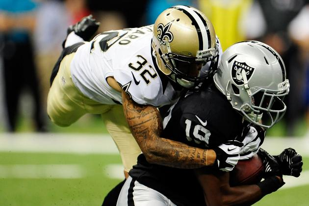 Kenny Vaccaro Passing Test in New Orleans Saints' Secondary