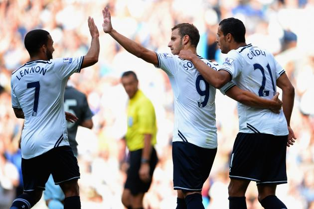 Tottenham's 2013-14 Campaign Hints at Being a Make-or-Break Season