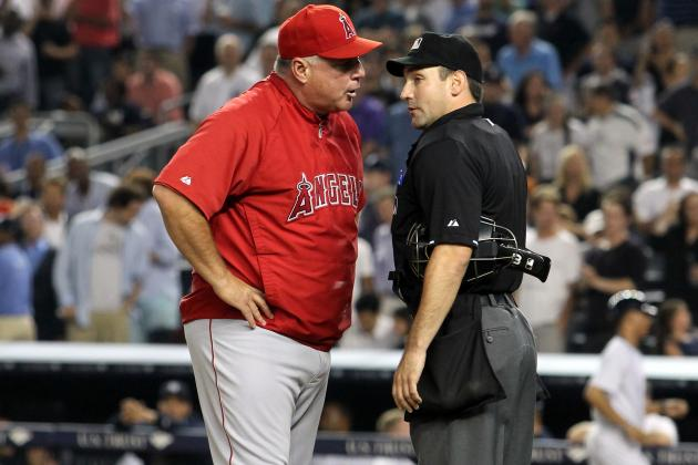 Despite Angels' Woes, and 8-2 Loss to Astros, Mike Scioscia Wants More