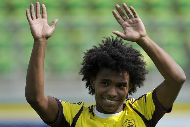 Manchester United Transfer Rumours: Red Devils Wise to Target Willian