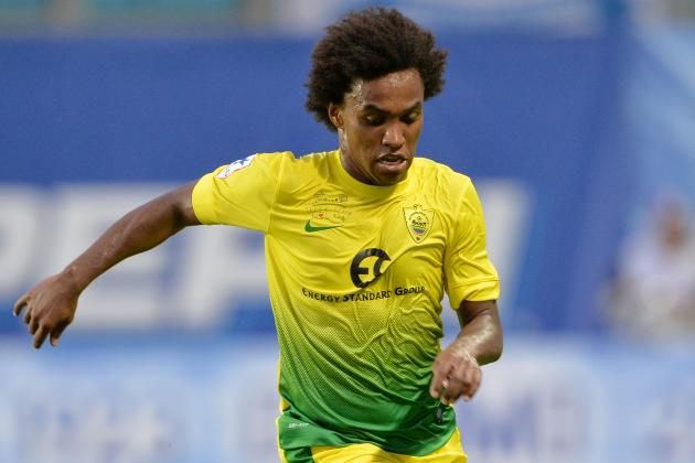 Liverpool Transfer Rumours: Reds Overlooking Main Needs with Pursuit of Willian