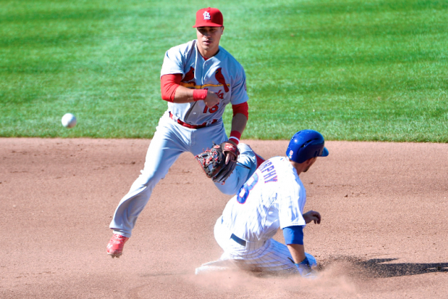 How Top Cardinals Prospect Kolten Wong Could Impact the NL Playoff Chase