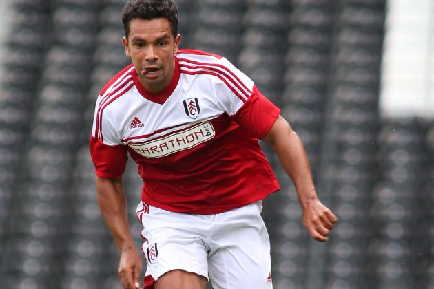 Kieran Richardson Leaves with Apparent Injury
