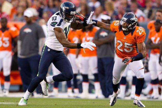 Broncos vs. Seahawks: TV Info, Spread, Injury Updates, Game Time and More