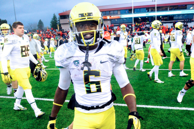 How Oregon Can Maximize the Talents of De'Anthony Thomas in the Pac-12