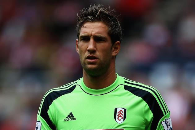 Stekelenburg Comes off Due to Shoulder Injury