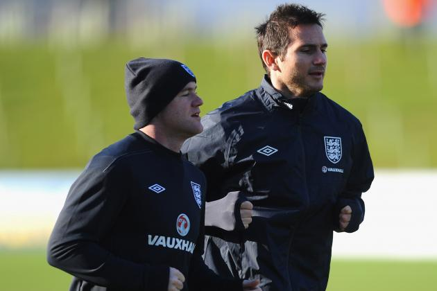 Chelsea Transfer News: Frank Lampard Statement Will Encourage Wayne Rooney Move