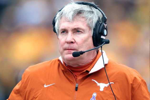 Why Longhorns Ranking Shows Nobody Has Faith in Mack Brown Anymore