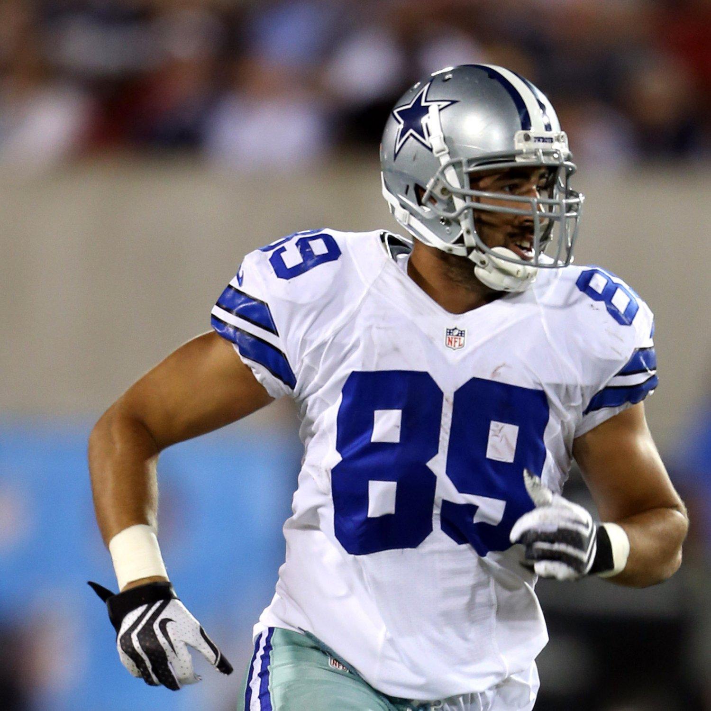 Dallas Cowboys: Where Is Rookie Tight End Gavin Escobar ...