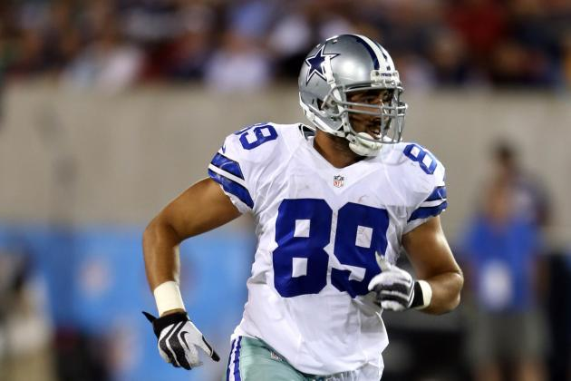 Dallas Cowboys: Where Is Rookie Tight End Gavin Escobar?