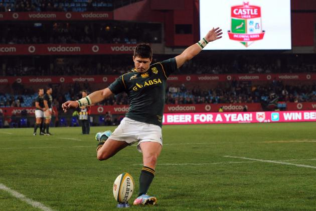 Rugby Championship 2013 Results: Score and Recap for South Africa vs. Argentina