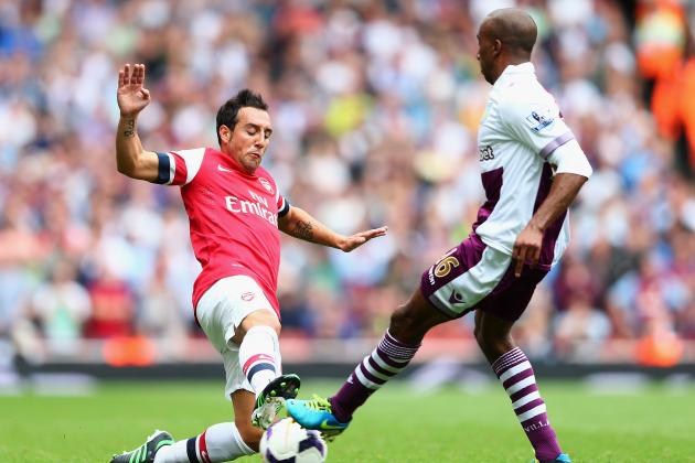 Arsenal: Aston Villa's Efficient Display Highlights Frailty at the Back