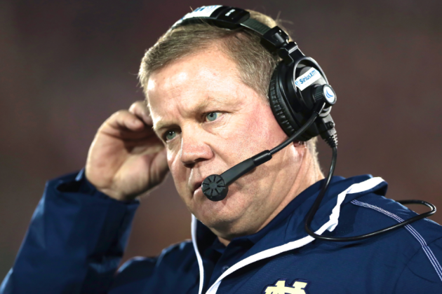 Notre Dame's Low Ranking in 2013 AP Preseason Poll Is Overreaction to 'Bama Loss