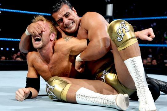 Christian vs. Alberto Del Rio at SummerSlam: What the Heck?
