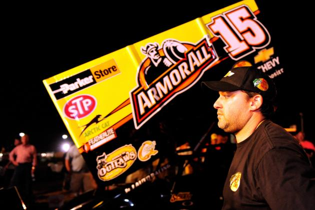 Stewart Injury Should Not Stop NASCAR Drivers from Running Sprint Car Races