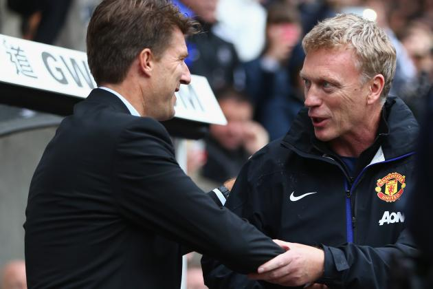 Moyes Dishes on Red Devils' 4-1 Win