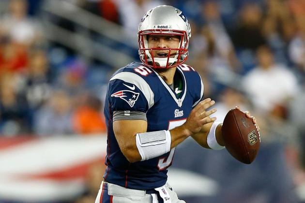 5 Biggest Takeaways from New England Patriots' Week 2 Preseason Victory
