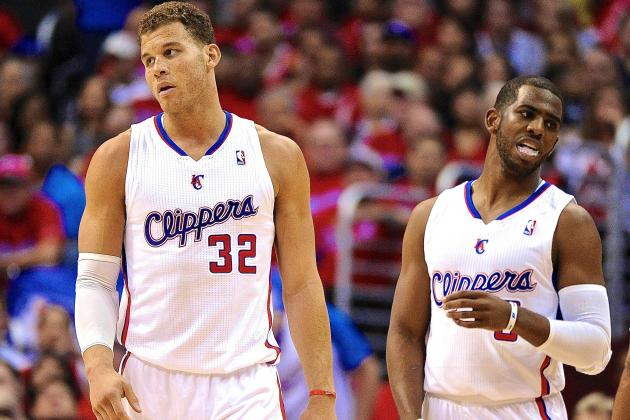 Why Chris Paul Is Under More Pressure Than Blake Griffin Next Season
