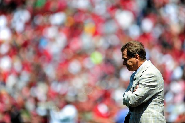 Saban Not Buying AP Ranking