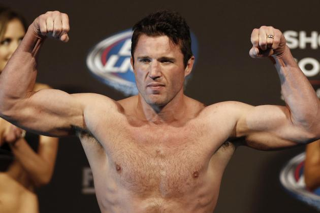 Chael Sonnen: 'I Still Feel I Can Win the Championship'