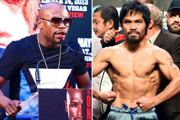 Floyd Mayweather Says He Will Not Consider Manny Pacquiao as Possible Opponent