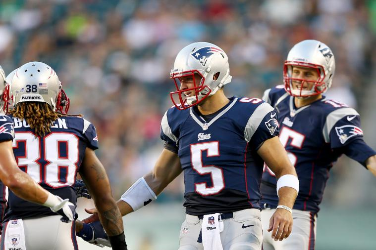 New England Patriots: Will Tim Tebow Make the Final Roster?