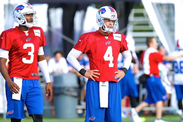 What's the Buffalo Bills' Next Move with EJ Manuel Done for the Preseason?