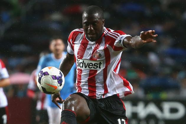 A Clunker for Sunderland, but Not for U.S. Striker Jozy Altidore