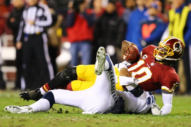 Washington Redskins Should Hold QB Robert Griffin III out of Play Until Bye Week
