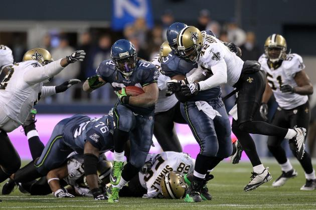 We Remember: Marshawn Lynch's Beast Mode 67-Yard Touchdown