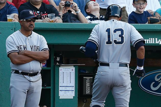 A-Rod Escalates War with Yankees; Team Responds with a Challenge