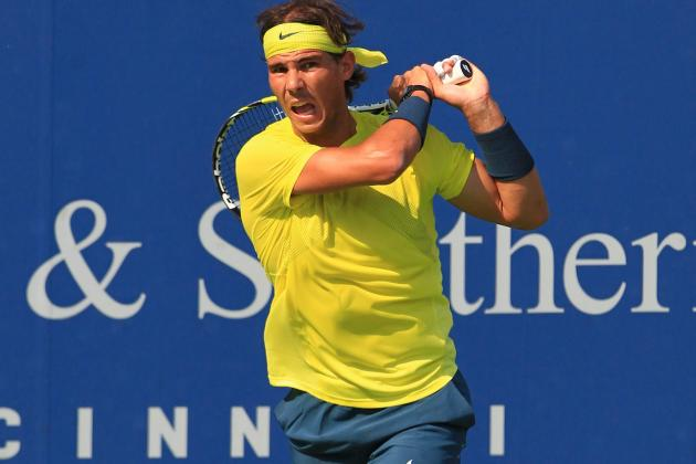Nadal Defeats Berdych to Advance to W&S Open Final