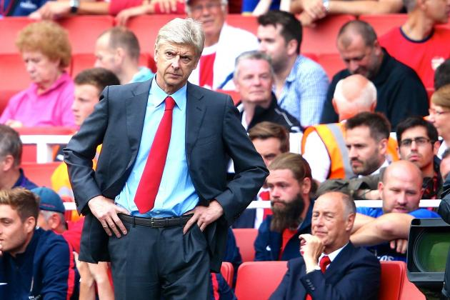'Wenger Out,' 'Come on Feel Moyes' and the Loudest Chants on EPL Opening Day